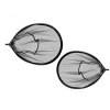 Preston quick dry landing net - 18""