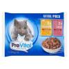 PreVital teljes értékű állateledel felnőtt macskák számára csirkével és borjúval 4 x 100 g