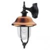 Prezent 3048 - SANGHAI fali lámpa 1xE27/60W vörösréz IP44