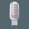 Prezent 75219 - LED-es izzó 1xLED G9/3W/220-240V