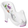 PRIMA BABY Naplopó a kádban Hippo, fehér
