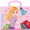 - PRINCESS TOP - SHOPPING (PINK)