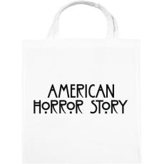 PRINTFASHION American Horror Story - Vászontáska - Fehér