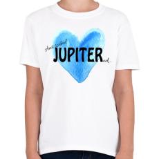 PRINTFASHION Amit szabad Jupiternek... - Gyerek póló - Fehér