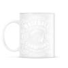 PRINTFASHION Baseball Szuper bajnokság - Bögre - Fehér