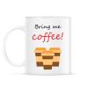 PRINTFASHION coffee - Bögre - Fehér