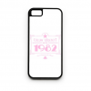 PRINTFASHION csillag-1982-pink - Telefontok - Fehér hátlap