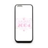 PRINTFASHION csillag-2004-pink - Telefontok - Fehér hátlap