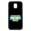 PRINTFASHION Do you even fortnite bro? - Telefontok - Fekete hátlap