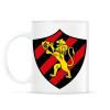 PRINTFASHION Escudo Logo - Bögre - Fehér