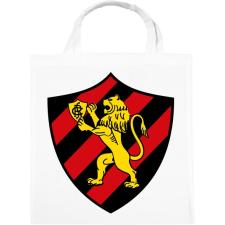 PRINTFASHION Escudo Logo - Vászontáska - Fehér kézitáska és bőrönd