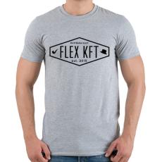 PRINTFASHION FlexKft est. 2015 - Férfi póló - Sport szürke