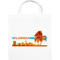 PRINTFASHION Florida - Vászontáska - Fehér