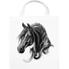 PRINTFASHION horse spirit - Vászontáska - Fehér