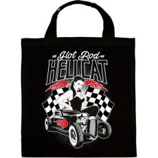 PRINTFASHION hot Rod Hellcat - Vászontáska - Fekete