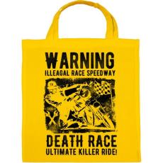 PRINTFASHION Illegális futam - Vászontáska - Sárga