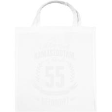 PRINTFASHION kamasz-55-white - Vászontáska - Fehér
