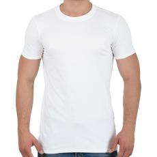 PRINTFASHION kezdo-anyuka-white - Férfi póló - Fehér