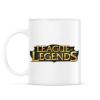 PRINTFASHION League of Legends - Bögre - Fehér