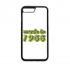 PRINTFASHION made-in-1955-green-grey - Telefontok - Fehér hátlap