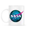 PRINTFASHION NASA NEBULA - Bögre - Fehér