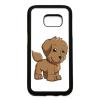 PRINTFASHION Puppy - Telefontok - Fehér hátlap