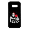 PRINTFASHION Rottweiler Karácsony - Telefontok - Fekete hátlap
