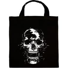 PRINTFASHION Scream - Vászontáska - Fekete