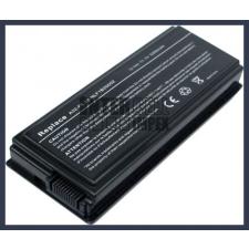 Pro59LE 4400 mAh 6 cella fekete notebook/laptop akku/akkumulátor utángyártott asus notebook akkumulátor