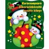 Pro Junior Kiadó Karácsonyváró dekorációkészítő kreatív könyv