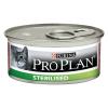 Pro Plan 24x85g Pro Plan Cat Sterilised tonhal & lazac nedves macskatáp konzerv