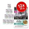 Pro Plan vegyes gazdaságos csomag 12 x 85 g - Delicate vegyesen