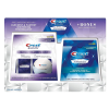 Procter&Gamble Procter & Gamble, Dupla csomagolás: Fogfehérítő matrica fehérítő lámpával + 1-hour Express