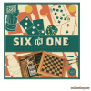 Professor Puzzle PP 6 az 1-ben játékkészlet