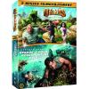 PROVIDEO Utazás a rejtélyes szigetre - Utazás a Föld középpontja felé DVD-Film
