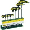 PROXXON 22650 T-szárú imbuszkulcs készlet 8 részes
