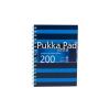 """Pukka pad Spirálfüzet, A5, vonalas, 100 lap, PUKKA PAD, """"Navy Jotta"""", kék"""