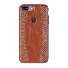Puloka Curve prémium hátlaptok Apple iPhone X, piros tok és táska
