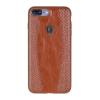 Puloka Curve prémium hátlaptok Apple iPhone Xs Max, piros