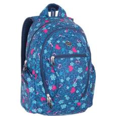 Pulse Dobby Blue Heart hátizsák kék-rózsaszín