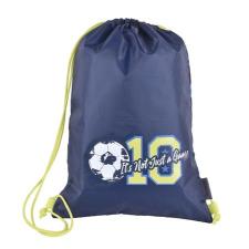 """Pulse Tornazsák,  """"Football 10"""", kék-sárga tornazsák"""