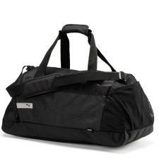 Puma 19 Vibe női fekete sporttáska P075494-01 kézitáska és bőrönd