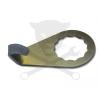 """Puma Air Tools Szélvédőkivágó kés 2A """"U"""" alakú íves 18 mm (TP6014-2A)"""