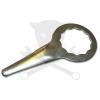 Puma Air Tools Szélvédőkivágó kés 6A rövid egyenes fogazott 35 mm (TP6014-6A)