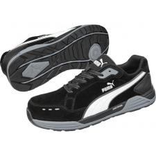Puma Airtwist Black Low S3 ESD HRO SRC munkavédelmi cipő munkavédelmi cipő