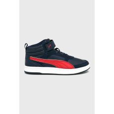 Puma - Gyerek cipő Rebound Street v2 - sötétkék - 1390267-sötétkék