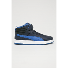 Puma - Gyerek cipő Rebound Street v2 - sötétkék - 1506228-sötétkék