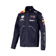 Puma Red Bull Racing fĂŠrfi kabát Softshell navy F1 Team 2018 - XXL