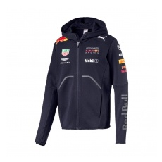 Puma Red Bull Racing fĂŠrfi pulóver Hoodie navy F1 Team 2018 - L