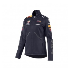 Puma Red Bull Racing női kabát Softshell navy F1 Team 2018 - XXS